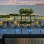 Siam Oriental Plazan kattoterassille tulee suomalainen sauna, kuntosali ja uima-allas.