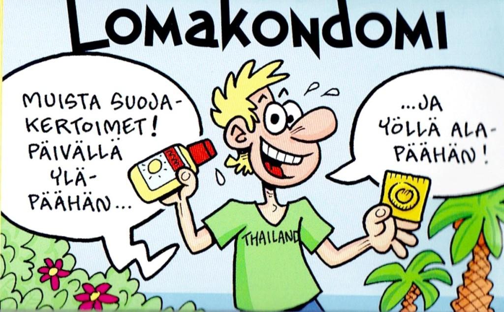 HIVPointin toiminta Thaimaassa lienee suurelle yleisölle parhaiten tunnettu näistä ilmaiseksi eri Suomi -paikoissa jaetuista lomakondomeista. Turvallisesti Thaimaassa!