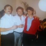 Kale, Markku Lehtinen ja Pablo Herrera Mexico Cityssa 1970 -luvun loppupuolella.