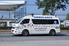 Mitähän siitäkin seuraisi, jos ambulanssin ovet eivät avautuisikaan onnettomuuspaikalla?