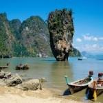 Luonnonpuistoihin kuuluville saarille on maihinnousu kielletty.