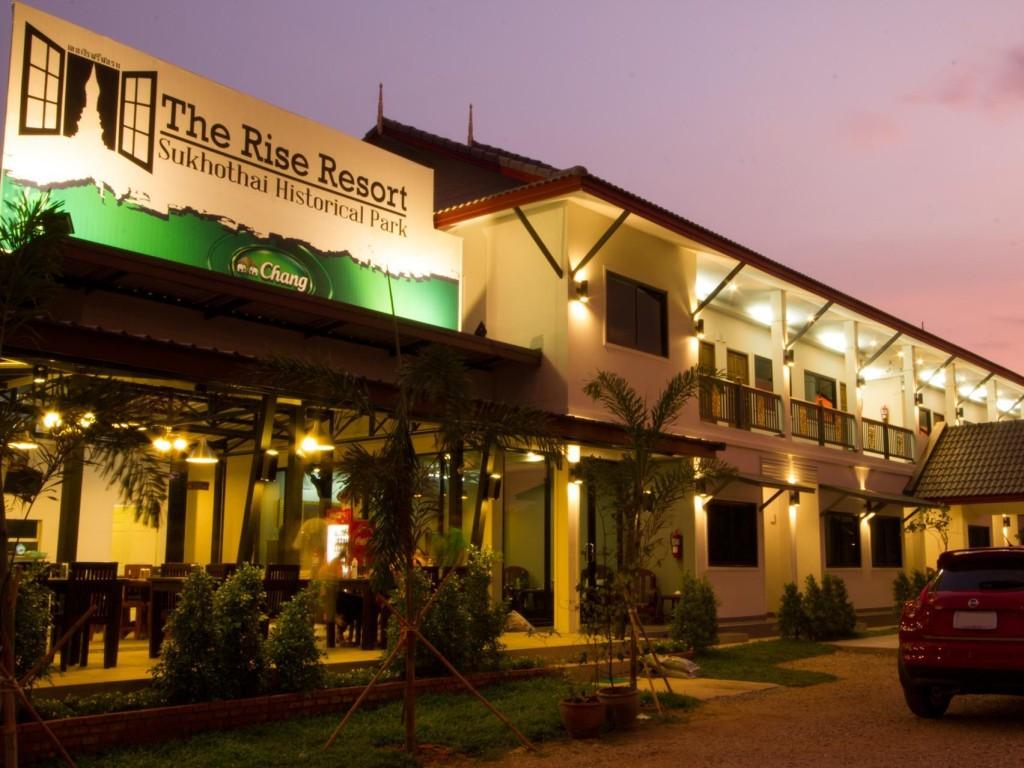 The Rise Resort olkoon Thaimaansuomalaisen suosittelema vaihtoehto satunnaisen matkailijan yöpymistarpeita varten.