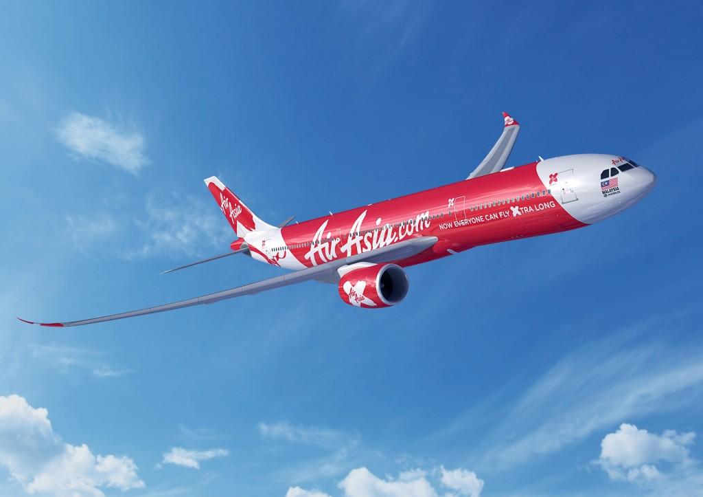 Air Asia tulee U-Tapaolle lujaa.