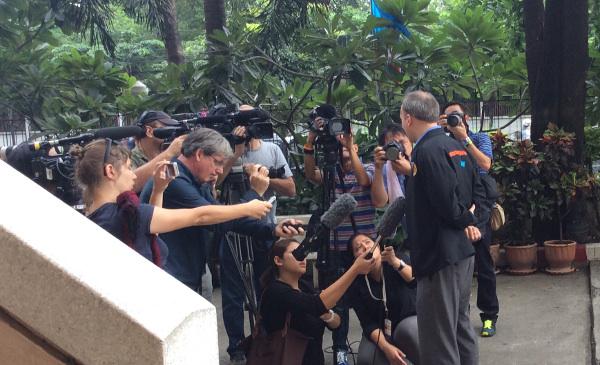 Oikeudenkäynnit herättävät toisinaan Thaimaassa suuria tunteita. Myös niiden puute tekee nyt samaa.