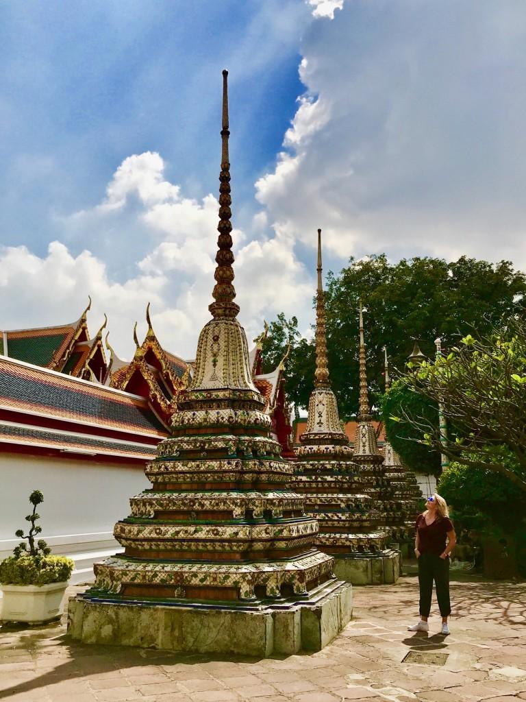 Temppelialueilta etsivä löytää aivan uskomattomia yksityiskohtia.