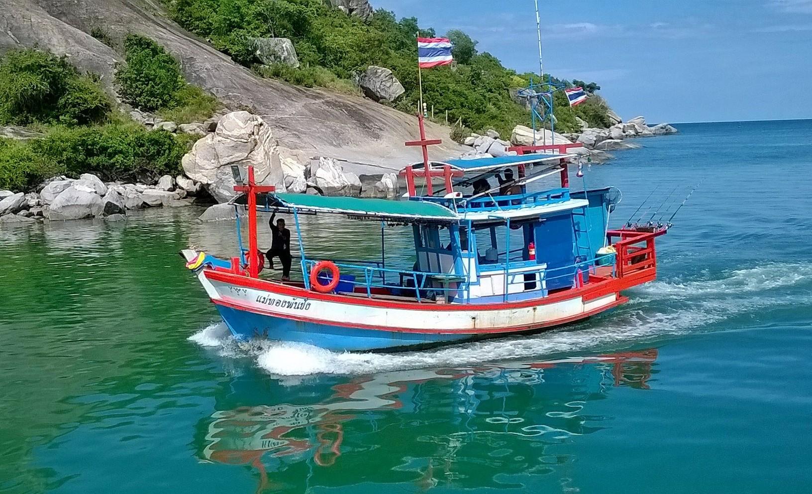 Viisumi Thaimaahan